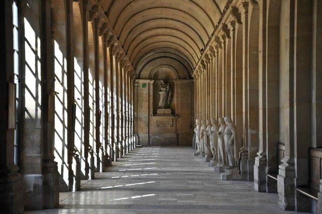 Les nouveaux bâtiments conventuels des XVII° et XVIII° siècles F9dfae77cb8d