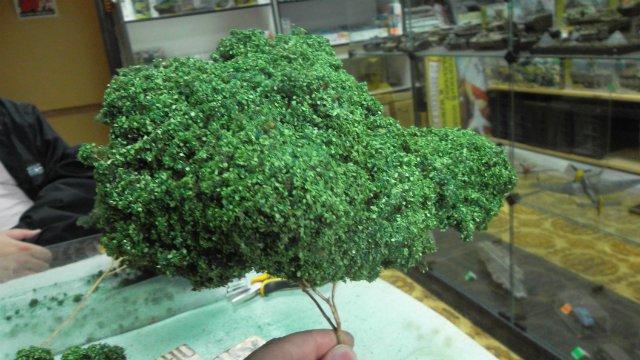 Деревья для диорам (возможные варианты). Fd73027375d3
