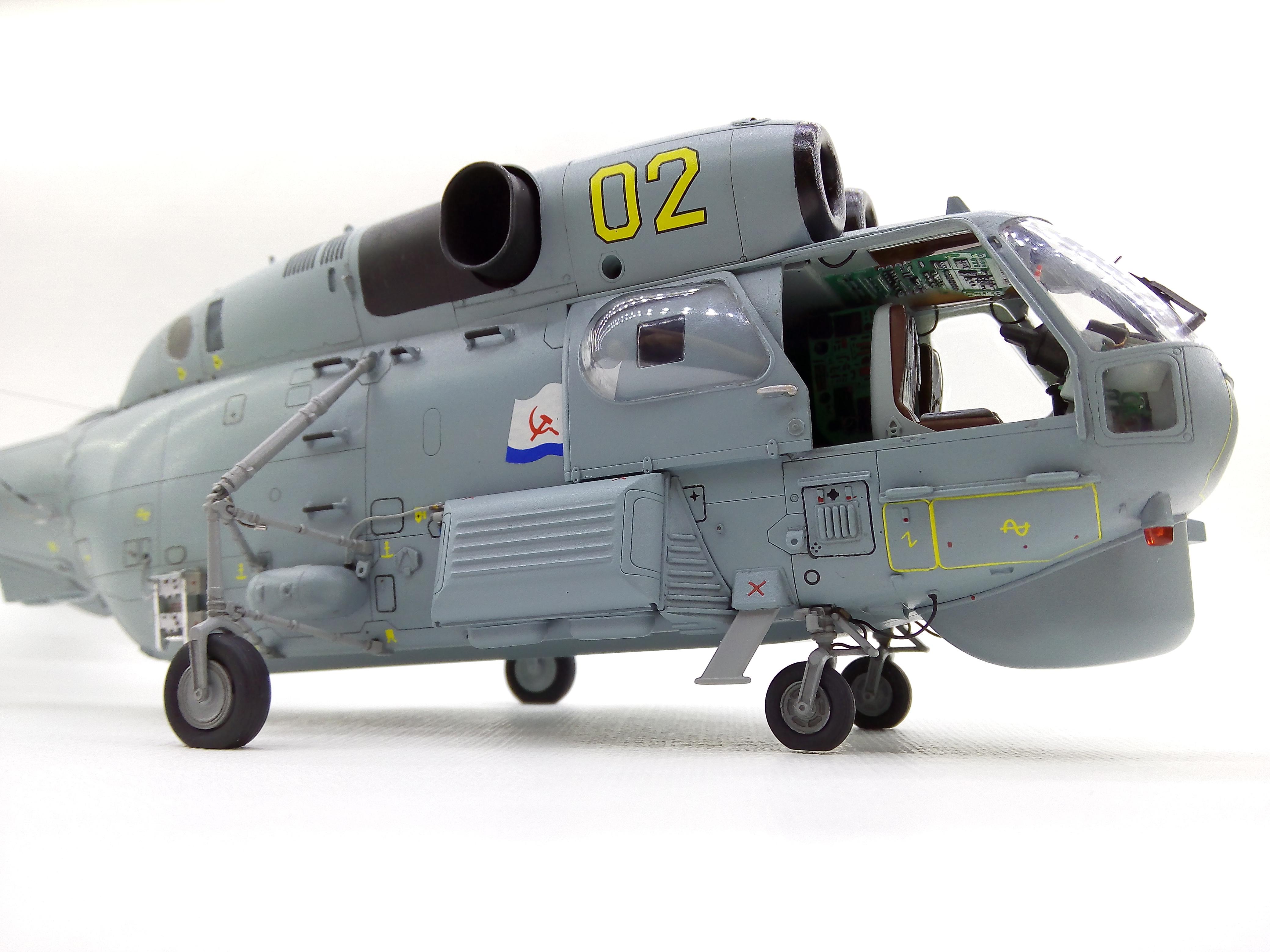 Ка-27ПЛ 1/48 HOBBYBOSS - Страница 3 Aa9c8a13c393