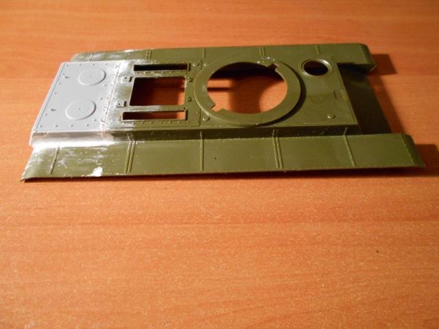 КВ-1 Беспощадный (Звезда+Арк-модел) 3c16a1ec1e1b