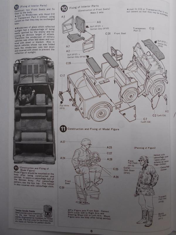 Обзор Horch Type 1A 1/35 (Tamiya №35052) 86df2ad8e2eb