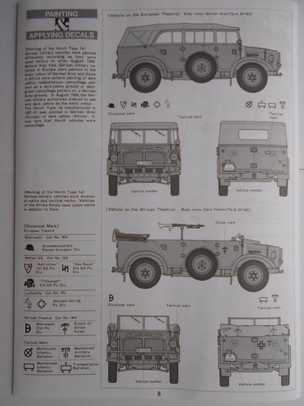 Обзор Horch Type 1A 1/35 (Tamiya №35052) Eba61eafa152