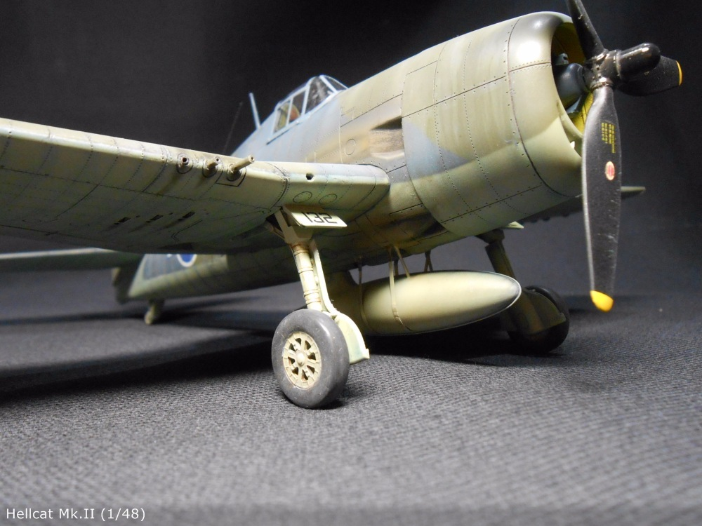 Hellcat Mk.II, Eduard (1/48) Af14193dc839