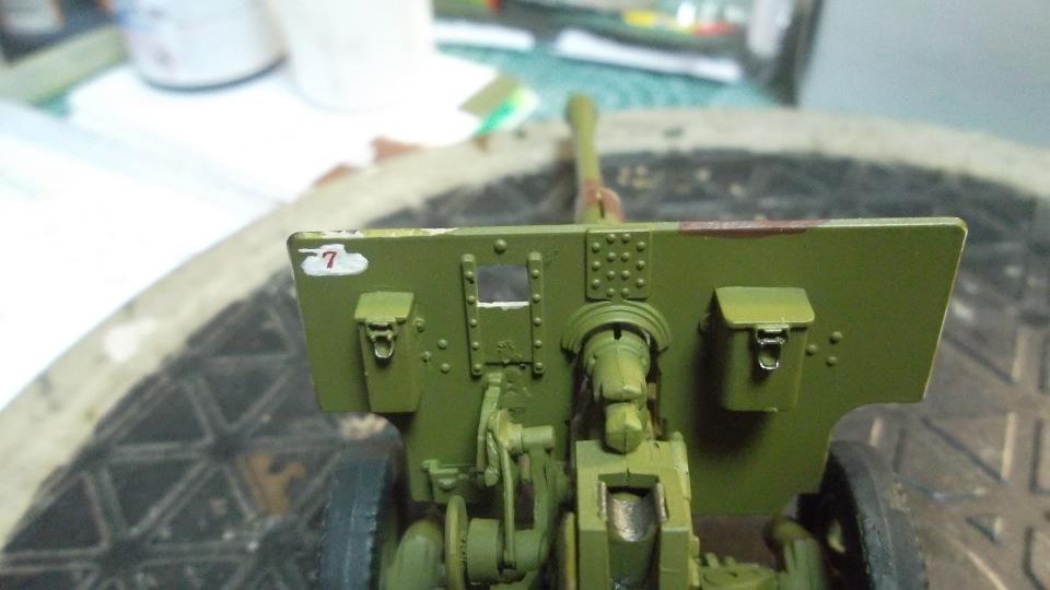Перекраска старой модели. D0fd4448274a