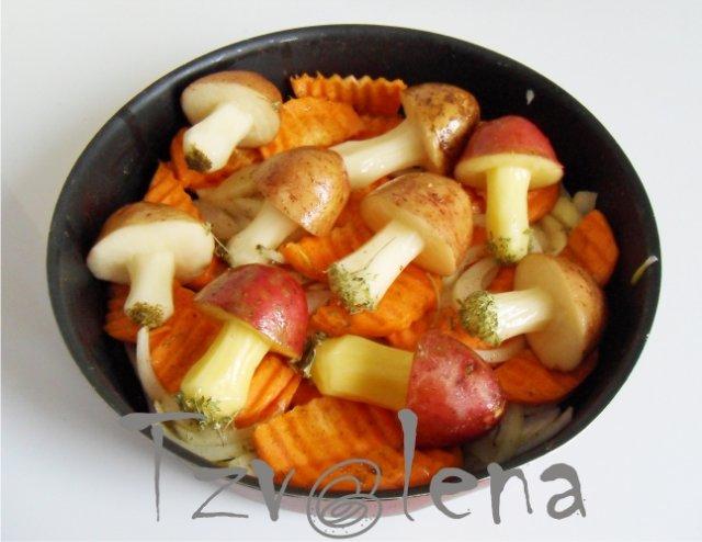 Картофель родной и любимый. Блюда из картофеля. - Страница 5 995faad6deef