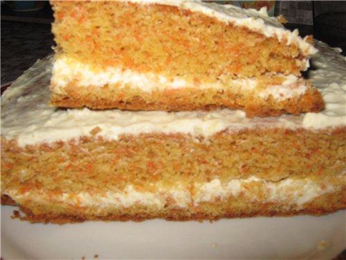 Морковный торт 0dec907ea967