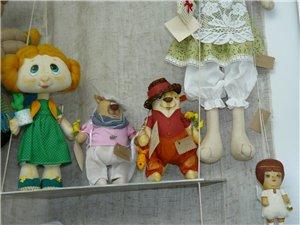 Время кукол № 6 Международная выставка авторских кукол и мишек Тедди в Санкт-Петербурге - Страница 2 22e0ef7dc2ect