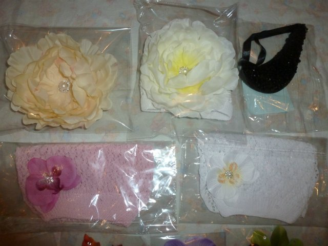 Хвастаемся Авторскими шапочками с красивущими цветочками! 49bfaa545a0e