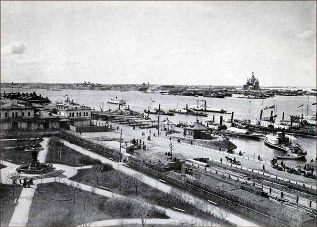 Старый-новый Нижний Новгород. 2140a837fe8d