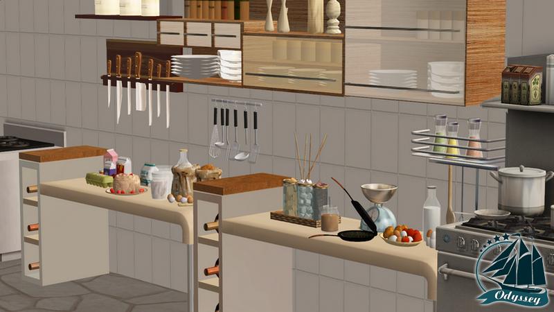 Кухня. Технические помещения. De59e4938496