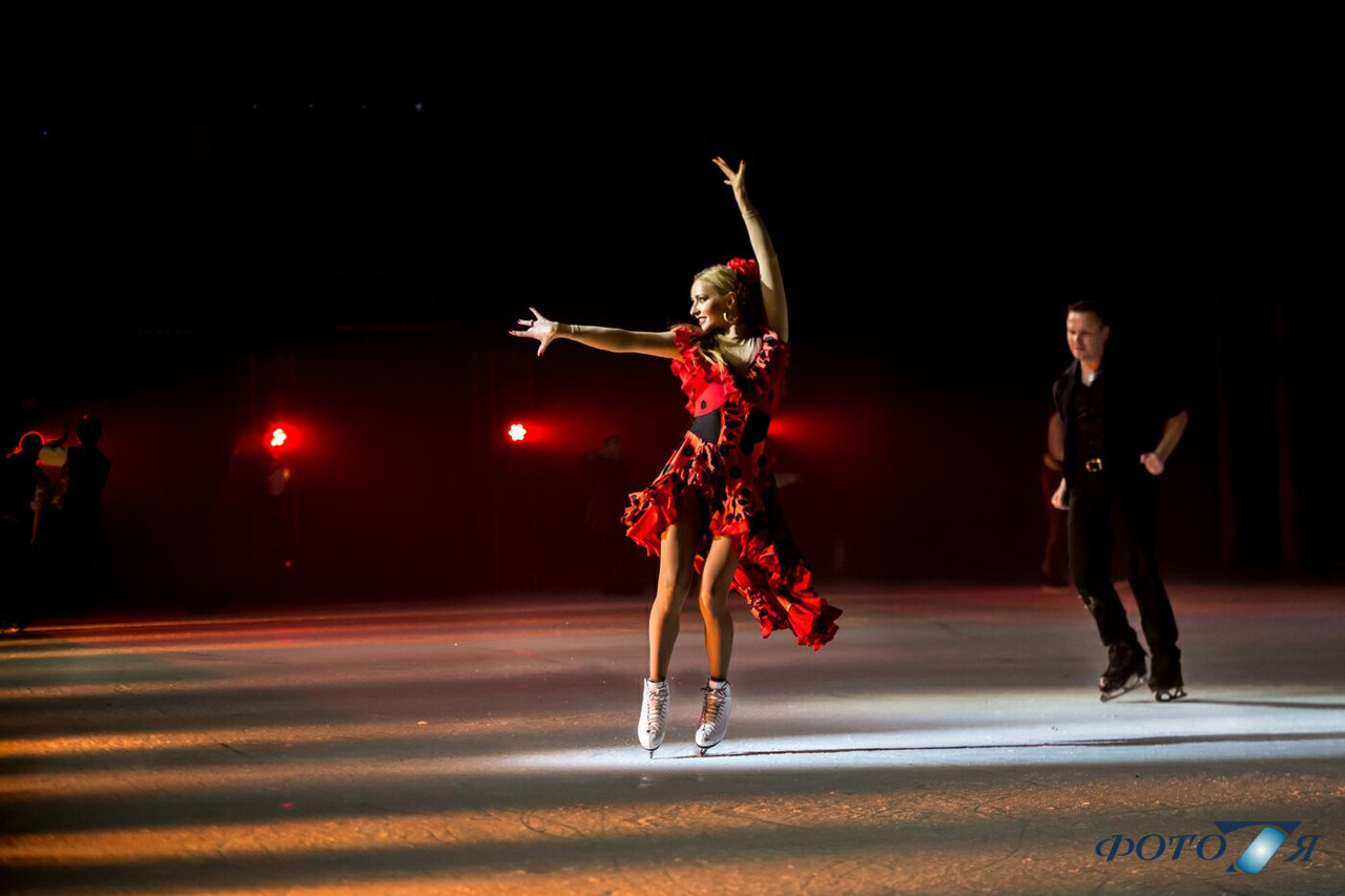 """Carmen on ice"". Краснодар, далее, везде (турне 2016-2017) - Страница 3 3783ec710544"