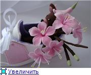 Цветы ручной работы из полимерной глины F8a210f72129t