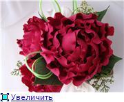 Цветы ручной работы из полимерной глины C12b98940584t