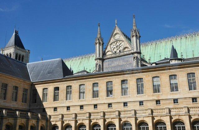 Les nouveaux bâtiments conventuels des XVII° et XVIII° siècles Fc0fc319e579