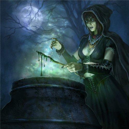 Седьмая Сила. Ведьмы и Колдуны 73e180cf30cb