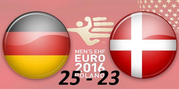 Чемпионат Европы по гандболу среди мужчин 2016 942a27b7a15d