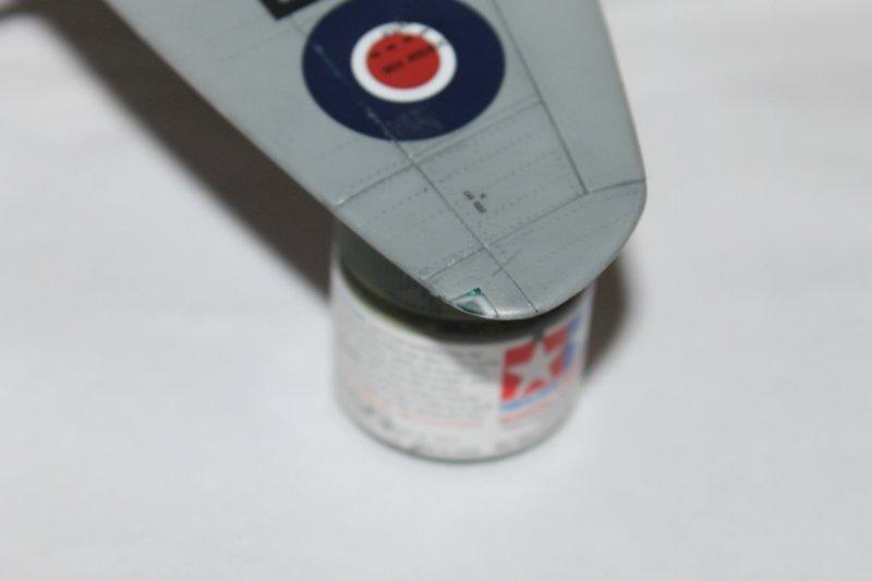 Supermarine Spitfire Mk. 22 Revell. 1/32 B836f4fae285