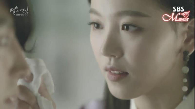 Лунные влюблённые - Алые сердца Корё / Moon Lovers: Scarlet Heart Ryeo 4698095782e2