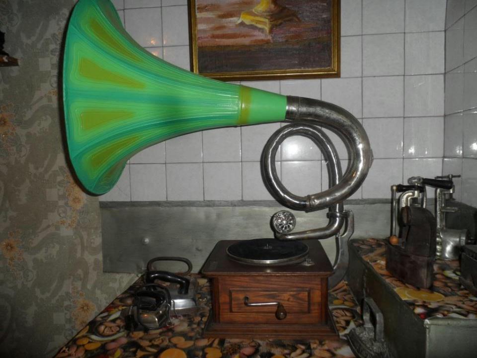 Востановление трубного граммофона. A35749db594e