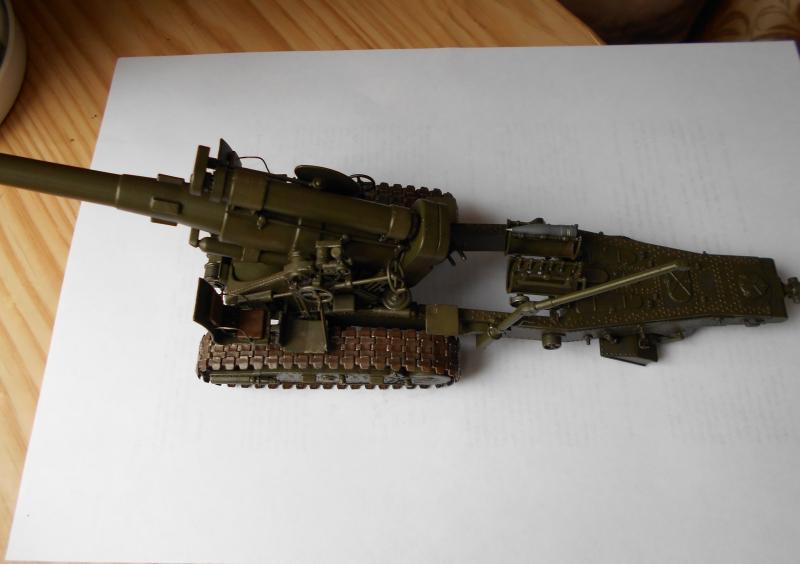Советская 203-мм гаубица Б-4 1/35 (Alan №3522) - Страница 2 3f4dd2b1317e