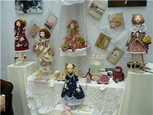Время кукол № 6 Международная выставка авторских кукол и мишек Тедди в Санкт-Петербурге - Страница 2 635fa2f50c1et