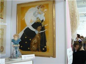 Время кукол № 6 Международная выставка авторских кукол и мишек Тедди в Санкт-Петербурге - Страница 2 583e8965aff9t