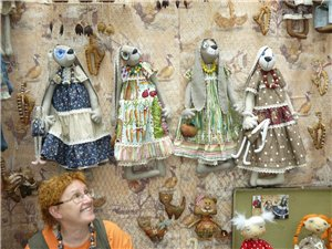 Время кукол № 6 Международная выставка авторских кукол и мишек Тедди в Санкт-Петербурге - Страница 2 Cd84f73dd85at
