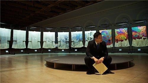 Выставка «Преображение кимоно:. Искусство Итику Куботы» Dc33fbcbbf93