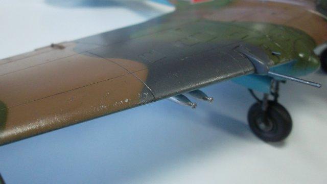 Ил-2, масштаб 1/48, (Tamiya 61113). 768ceeb38174