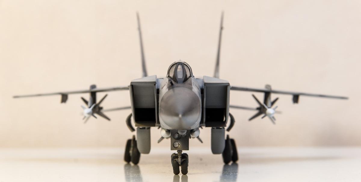 МиГ-31. Звезда, 1:72 8126d1d0ee0a