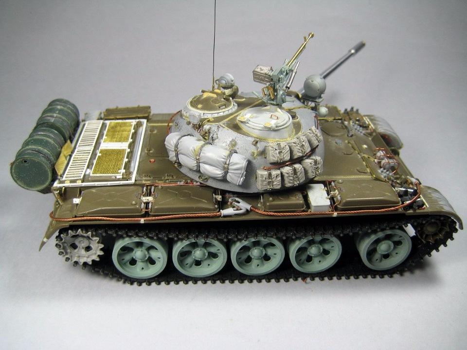 Т-55. ОКСВА. Афганистан 1980 год. - Страница 2 E34db0e1e43f