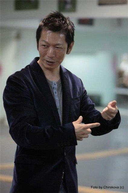 Профессиональный мастер-класс по хендленгу Тошинори Омура 0f2e04dfc188