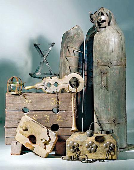 Пытки и орудия пыток инквизиции 2db6018d04e8
