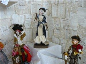 Время кукол № 6 Международная выставка авторских кукол и мишек Тедди в Санкт-Петербурге - Страница 2 E2cbb561fd97t