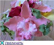 Цветы ручной работы из полимерной глины 7178bc654209t