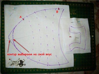 Кружко-Рыба! (шитье) 3473d6bf0e3bt