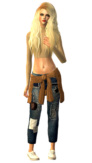 Повседневная одежда (юбки, брюки, шорты) - Страница 4 D58e455f13cc