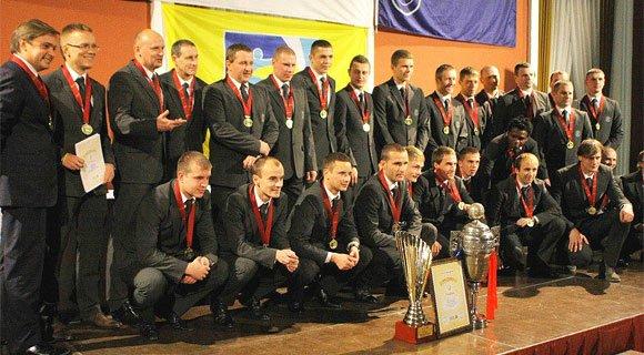 Результаты футбольных чемпионатов сезона 2012/2013 (зона УЕФА) Aef466a10b05