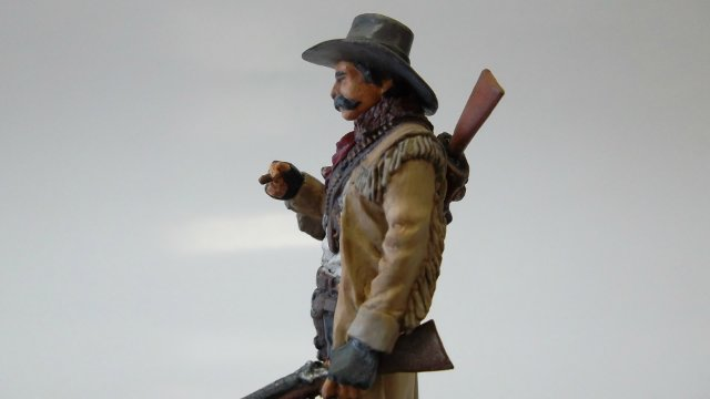 Wyatt Earp / Tombstone, 54мм, (подарок брату). 8f5aa8d1a03b
