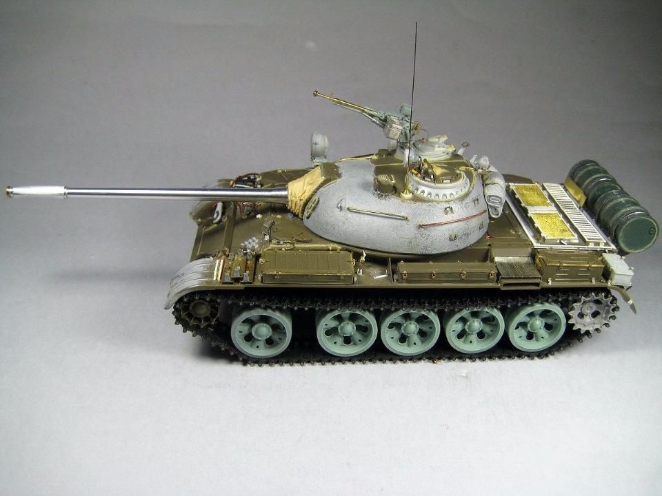 Т-55. ОКСВА. Афганистан 1980 год. - Страница 2 A5569e045f82