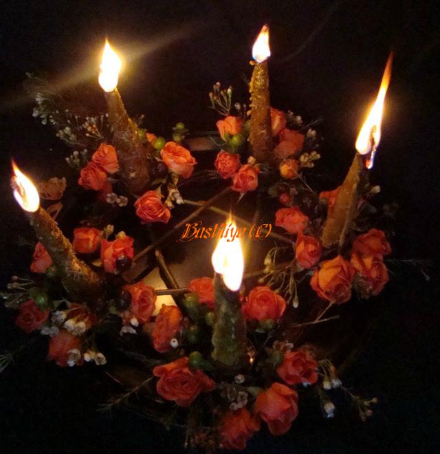 Мастер-класс по изготовлению Ведьминой свечи A895f5741fbe