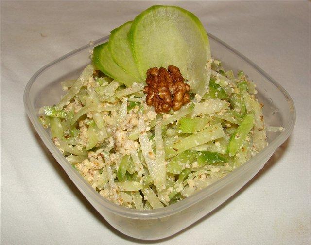 Узбекский салат с маргеланской редькой - Страница 2 30c4d42e4a01