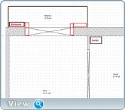 Балкон + м/п конструкия Fdbaef740510