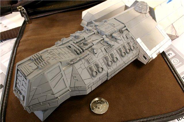 Космический корабль :) 7a5205779ae4