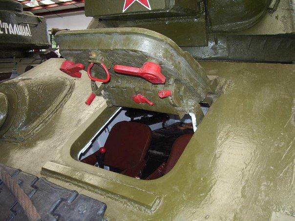 Валк! Т-34/76, выпуска 1943 года, УВЗ 397972429922