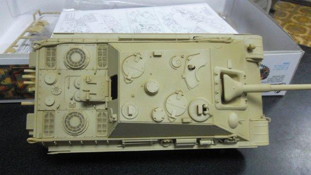 Jagdpanther, 1/35, («Tamiya» 35203). Ae270c6b4a36