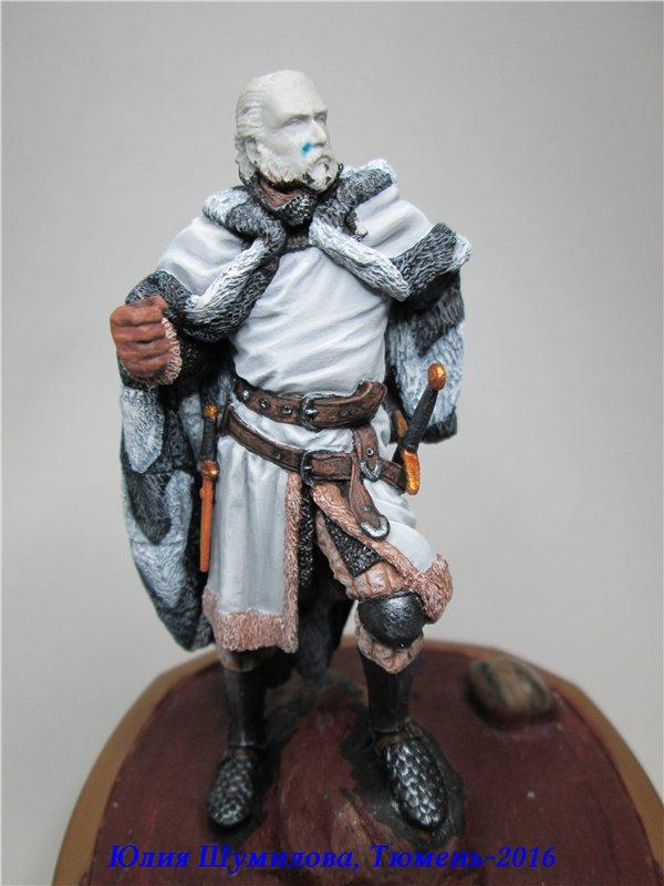 Великий Магистр Тевтонского ордена, 14в.. На Конкурс по росписи миниатюры. 77ad1406022f