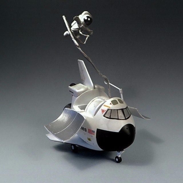 Space Shuttle NASA (Чиби) 839eb5c66bfa