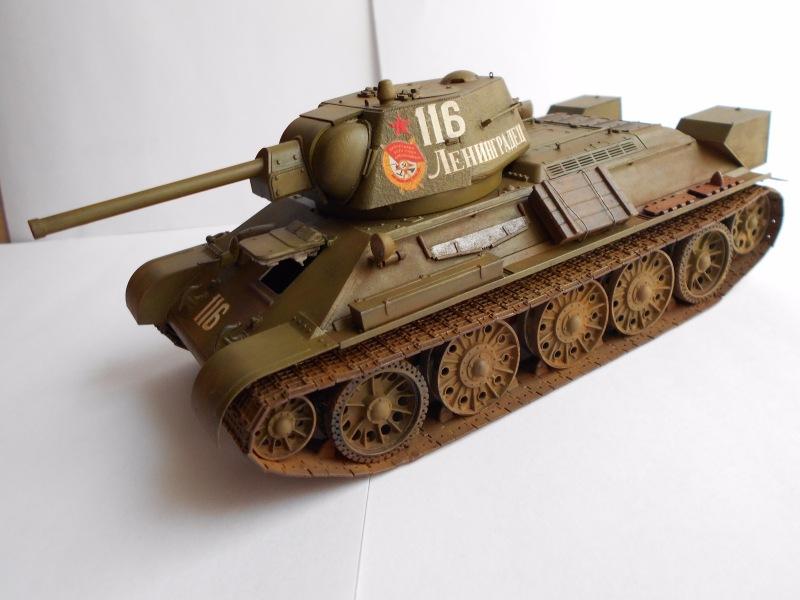 Т-34/76 выпуск начала 1943г 1/35 (Моделист №303529) - Страница 2 77cb5a0954a0
