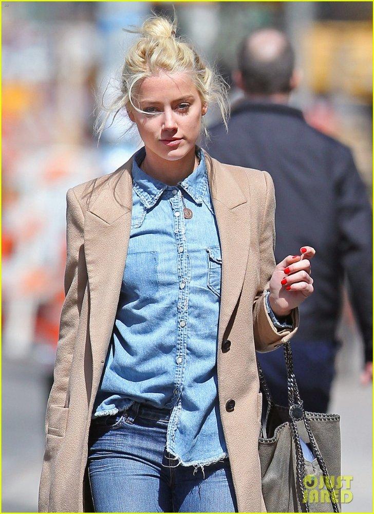 Amber Heard | Эмбер Хёрд - Страница 2 6035f51ae320